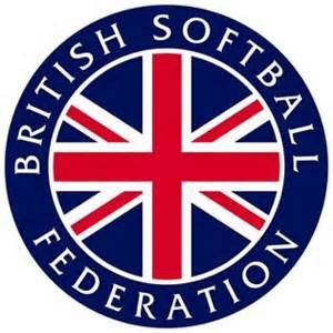 british softball federation logo