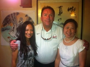 Coach Bastian's Europe and China Journey 2011